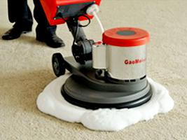 大连保清洗地毯